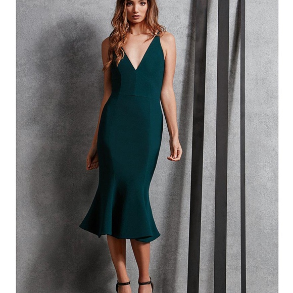 136eb62808a Dress the Population Isabelle Crepe Mermaid Dress